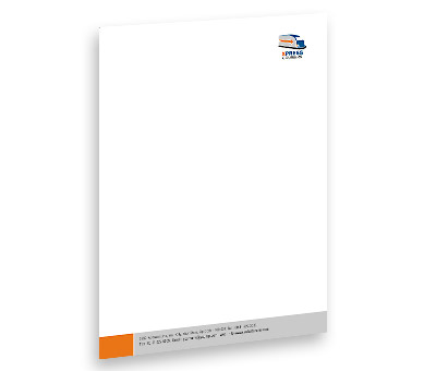 Online Letterhead printing Couriers