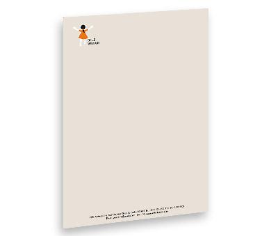 Online Letterhead printing Child Welfare