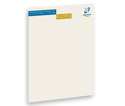 Online Letterhead printing Communications Service