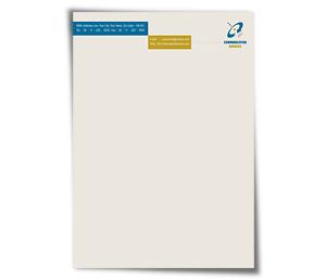 Letterhead printing Communications Service
