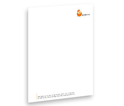 Online Letterhead printing Email Solution