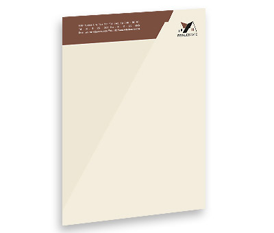 Online Letterhead printing Real Estate
