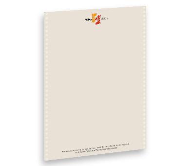 Online Letterhead printing Films Company