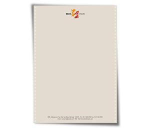 Letterhead printing Films Company