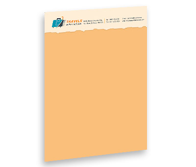 Online Letterhead printing Online Travel Agents