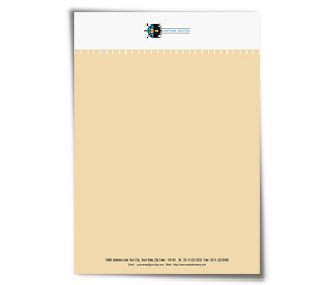 Letterhead printing Business Software Solution