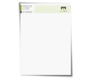 Letterhead printing Internet Marketing Solutions