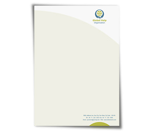 Letterhead printing Social Research