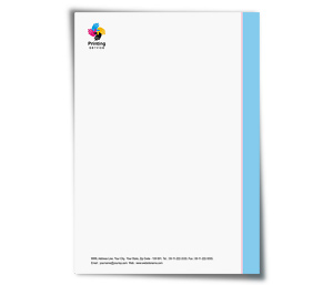 Letterhead printing Printing Press Services