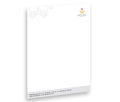 Online Letterhead printing Education Department